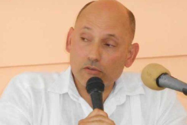 Cuba's Ambassador to St. Lucia, Jorge Soberon.