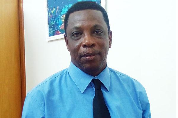 Image of President of the St. Lucia Teachers Union (SLTA), Julian Monrose