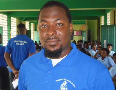 Image of President of the Council, Kendel Emmanuel