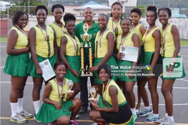 Image: Last year's champion team, Shamrock. (Photo: Anthony De Beauville)