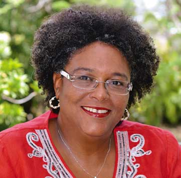 Image of Mia Mottley