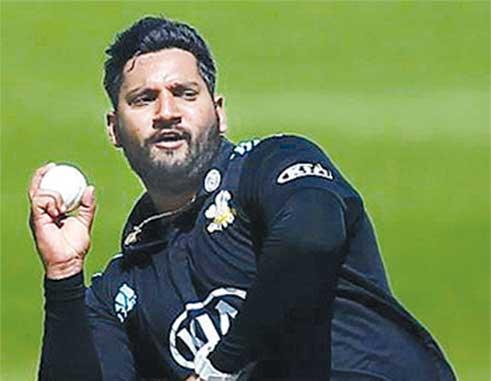 Image of Ravi Rampaul(Getty Images)