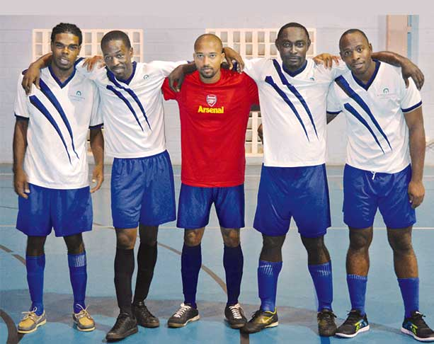 Image: Windjammer opened their campaign with a 4–3 win over Police