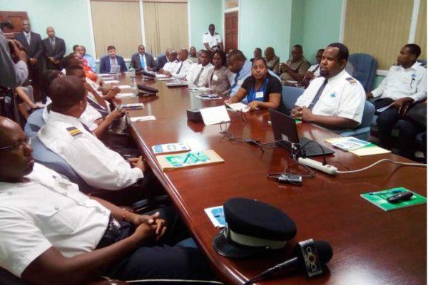 Image of Workshop participants