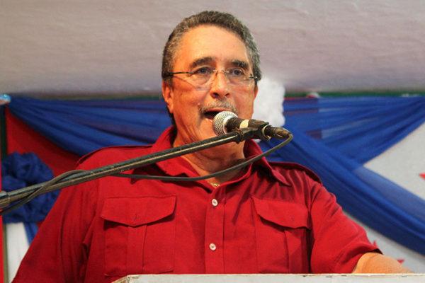 Image of Former Prime Minister, Dr. Kenny Anthony