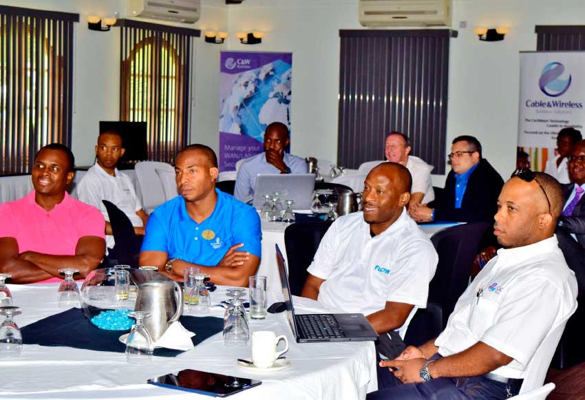Image: A cross-section of the audience at the C&W Business Hospitality Forum.