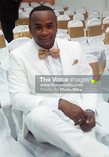 Image of Jason Hullingseed, Manager of the Year. (PhotoMike)