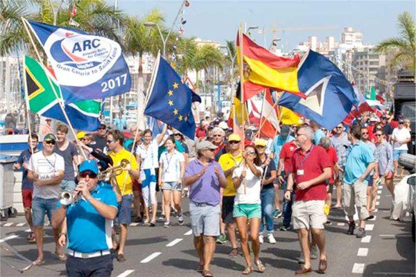 Image: Last Sunday's grand opening. (Photo: WCC)