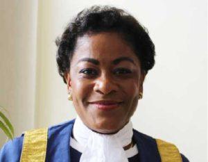 Image of House Speaker, Mrs. Leonne Theodore-John