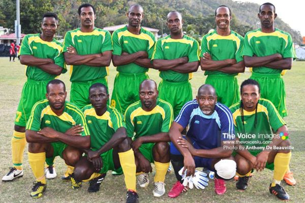 Image: Prophets and Kings will open their campaign against All Black: Dennery. (Photo: Anthony De Beauville)