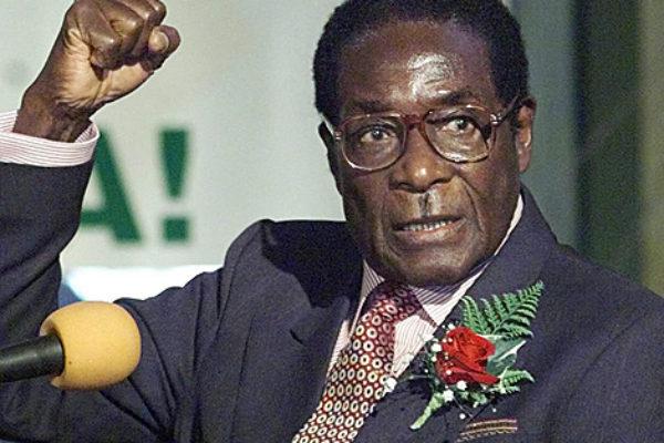 Image of Robert Mugabe