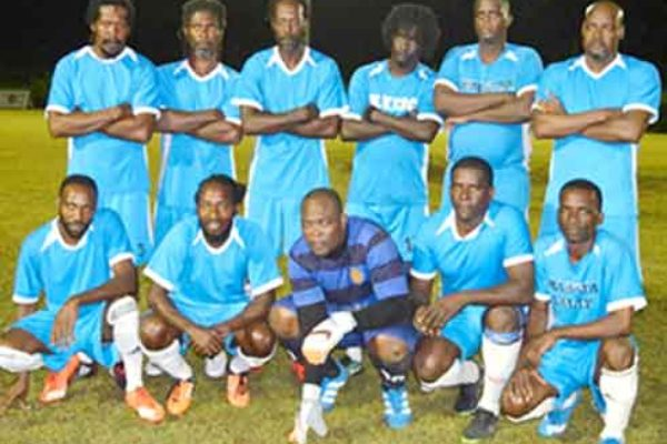 Image: Valley Legends had a 3 - 1 win over Marchand