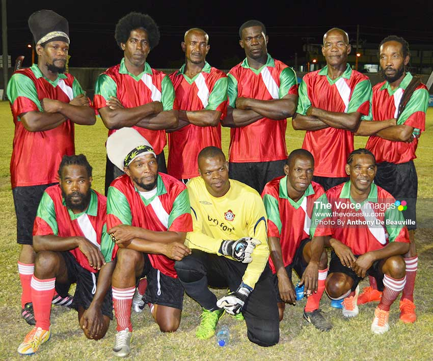 Image: Vieux Fort South will play VSADC
