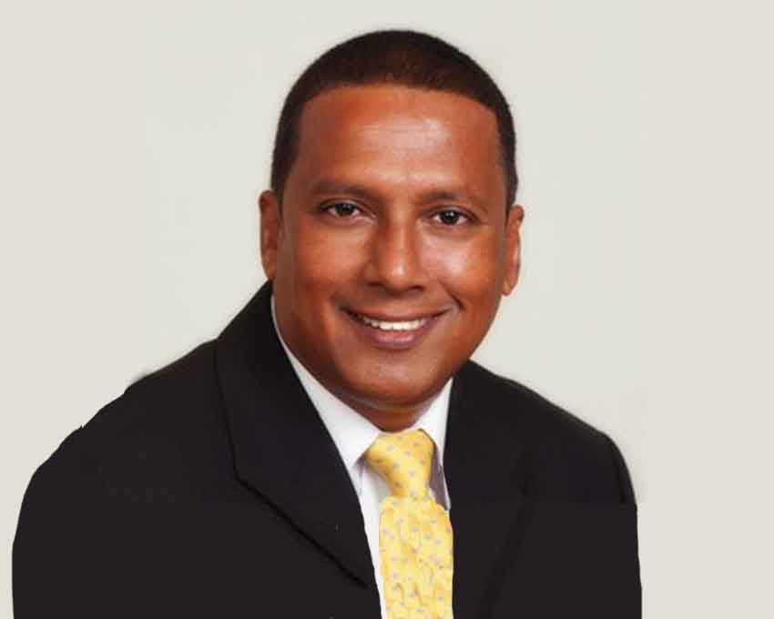 Image of Transport Minister, Guy Joseph