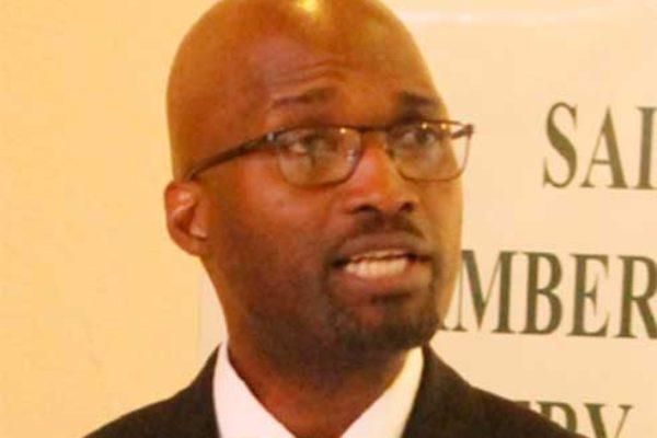 Image of Chamber President, Martin Dorville