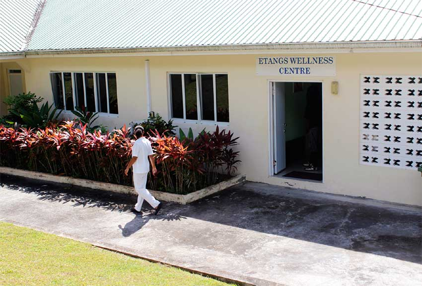 Image of Etangs Wellness Centre.