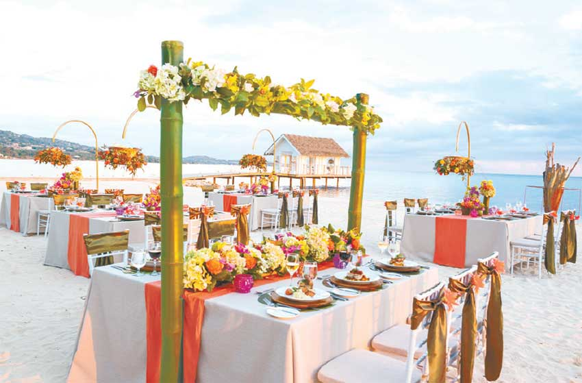 Sandals Inspires Brides And Grooms With Destination