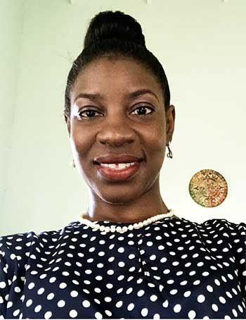 Image of DIRECTOR of Forensic Science Services -- Saint Lucia Forensic Science Laboratory, Fernanda Henry