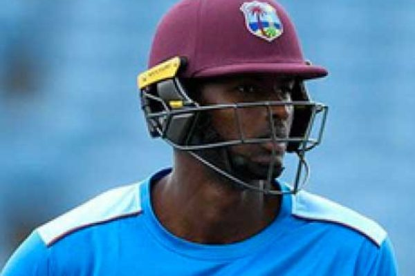 Image: Jason Holder ponders the challenge ahead. (Photo: Getty Images)