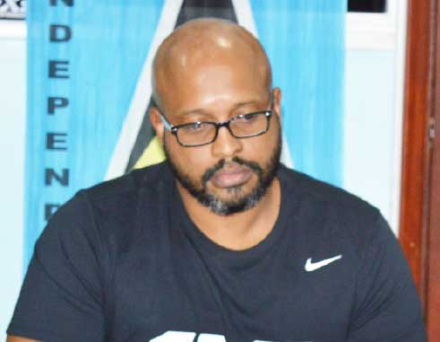Image of SLBF President Leslie Collymore