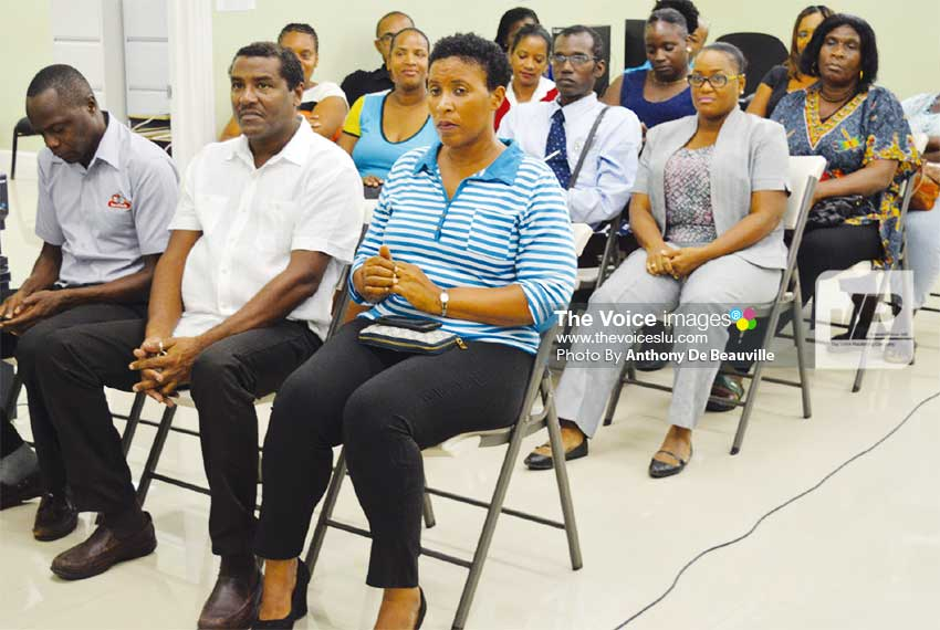 Image: Parents of players present at the ceremony on Wednesday morning. (PHOTO: Anthon De Beauville)