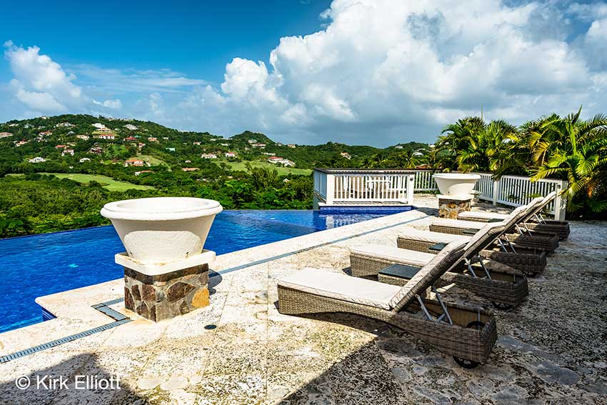 Image: Kirk Elliott Shoots Million-Dollar Villas For NY Times