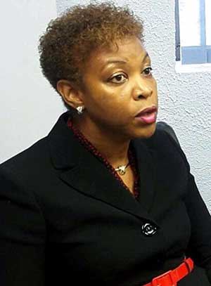 Image of Executive Chair Agnes Francis