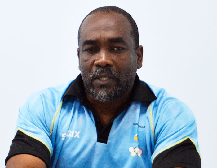 SLOC General Secretary, Alfred Emmanuel