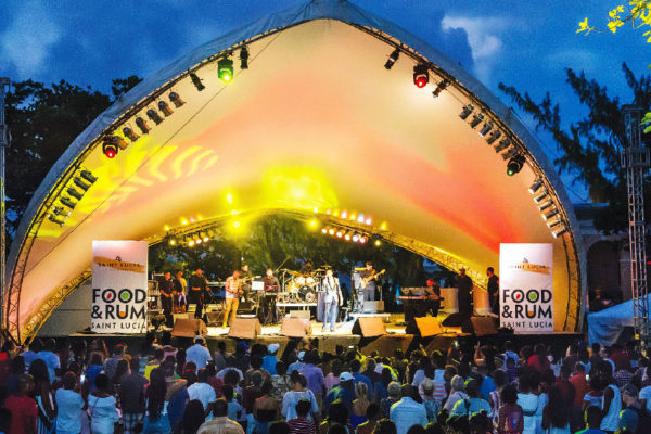 Food & Rum Festival