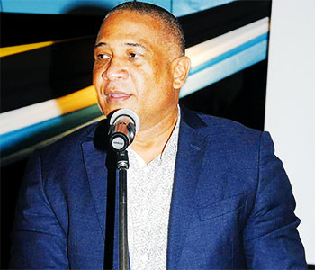 "Image: Former WICB CEO says, ""Saint Lucia can take that leap forward and have at least two or three players on the West Indies team. But we need to do it right."" (PHOTO: DP)"