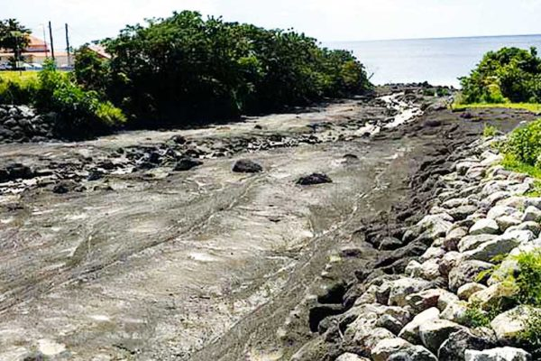 Image: Martinique Hit By Mudslide