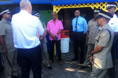 Image: Prime Minister Chastanet meeting with key stakeholders to discuss the Bananes Bay development plans.