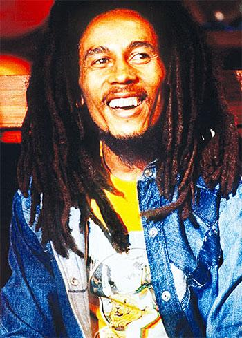 Image of Bob Marley