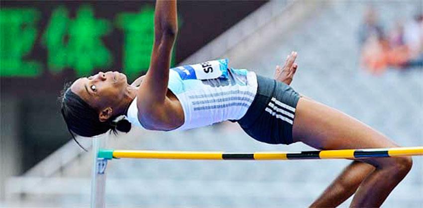 Image of Levern Spencer (athletics)