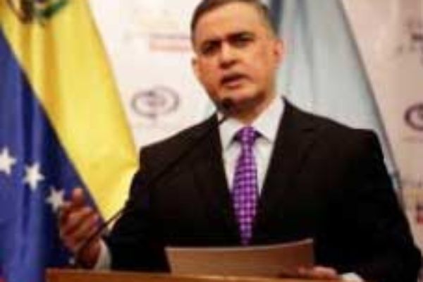 Image of Attorney General of the Republic of Venezuela, Tarek William Saab