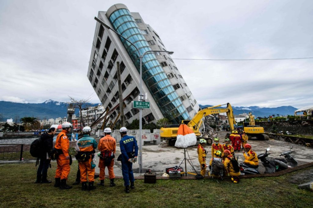 Taiwan quake toll rises to 14, 3 people still missing: authorities