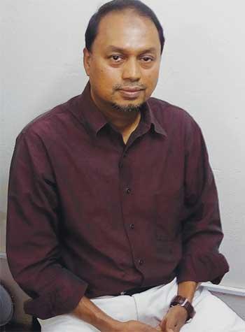 Image of Dr. Iftekhar Shams
