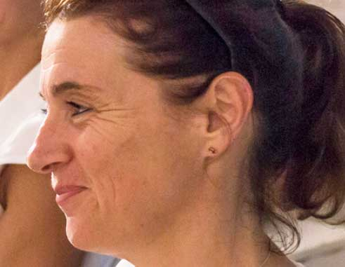 Image of Evelyne Gasse, Director General of Alliance Française St. Lucia.