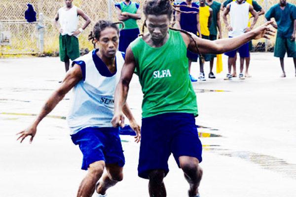 FOOTBALL AT B.C.F.