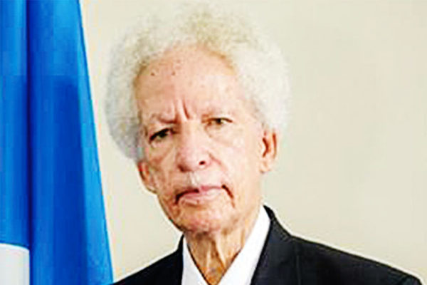 Image of Governor General Sir Neville Cenac