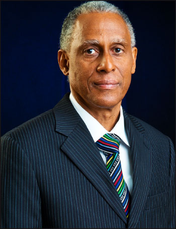 Image of The Honourable Mr. Justice Adrian Saunders, a native of St. Vincent and the Grendadines, will become the next President of the Caribbean Court of Justice (CCJ).