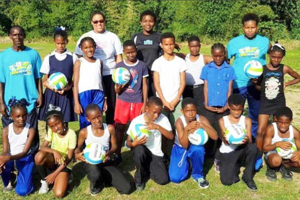 Image: Some of the young participants. (PHOTO: EV)