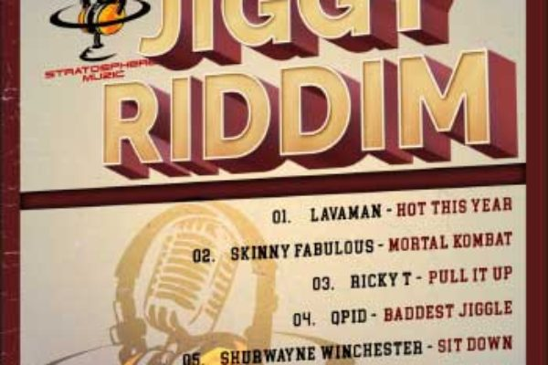 Image of The Jiggy Riddim artwork