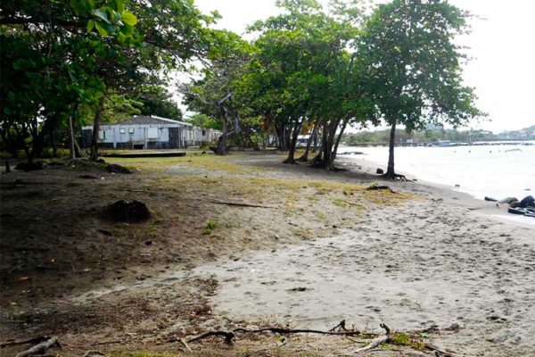 Image of Beach in Vieux Fort