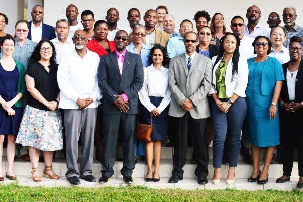 Image: Caribbean Fisheries Forum delegates.