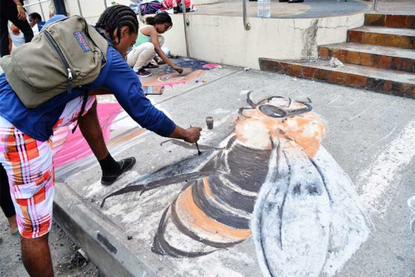 Image of Chalk Art