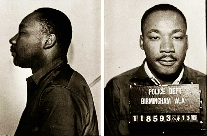 Image of Dr. Martin Luther King Jr