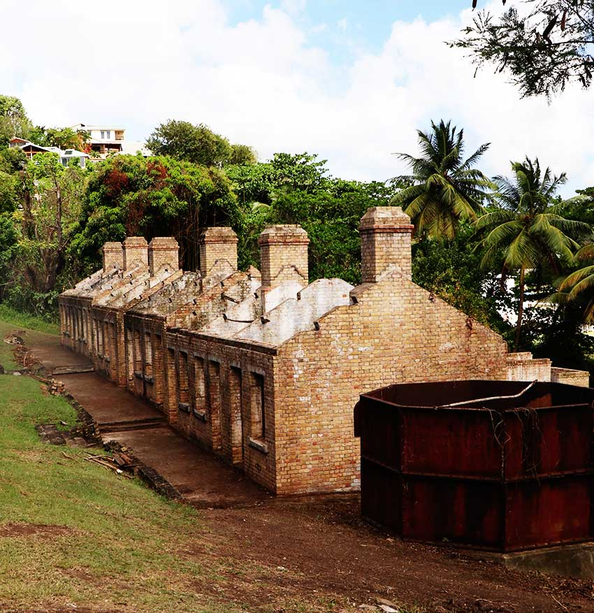 Image of Married Women's Quarters at Vigie