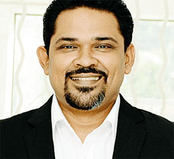Image of Mr Noorani Azeez.