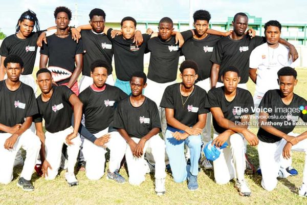 Image of Soufriere Under -19s (Photo: Anthony De Beauville)
